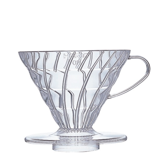 Dripper V60 Clear 02