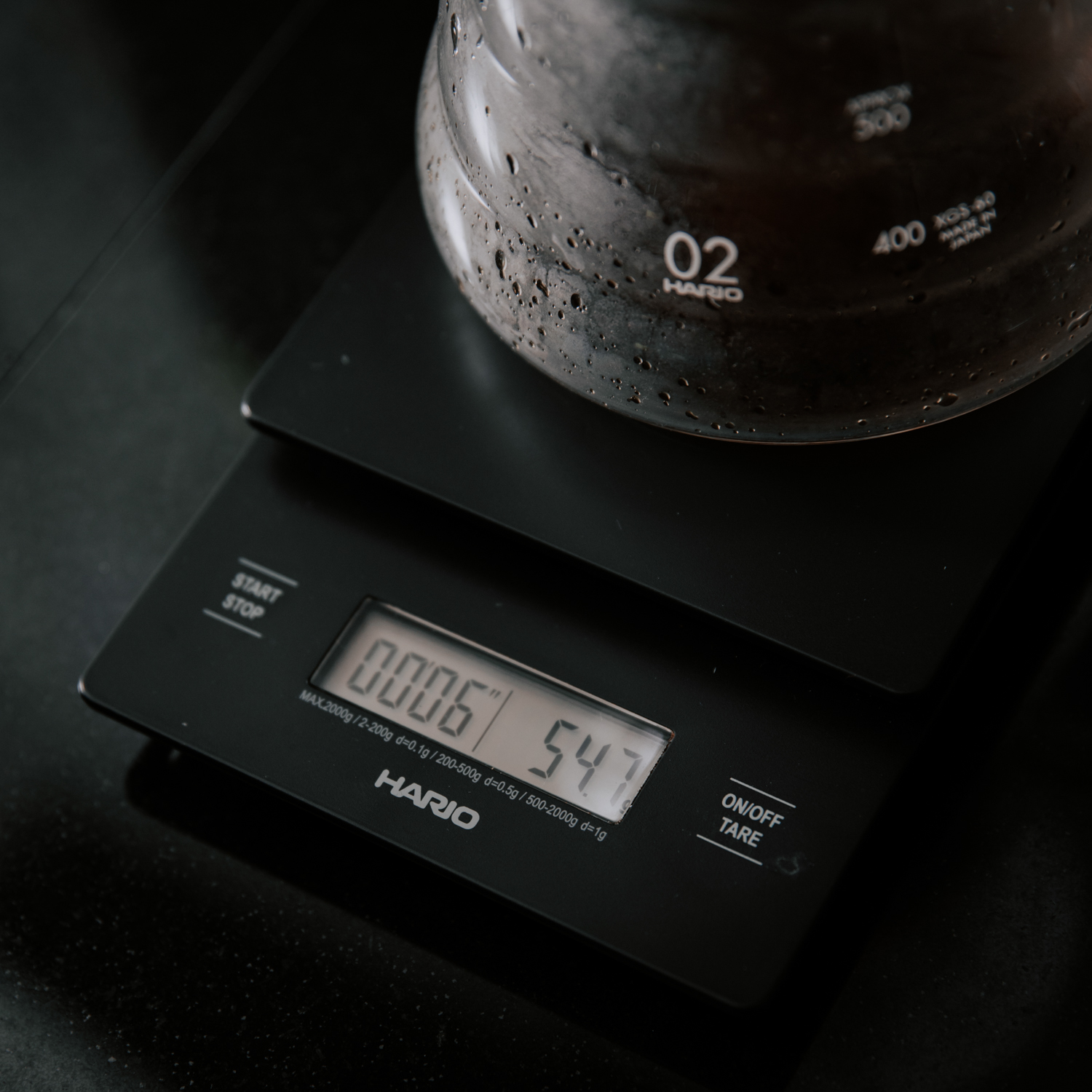 Drip Scale